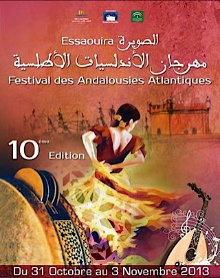 Festival of  Atlantic Andalusia 2013