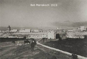 Bab Marrakech 1919