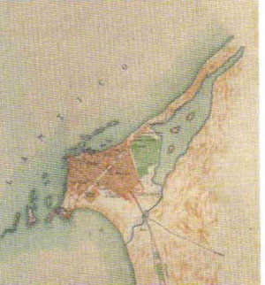 Map of Essaouira 1895