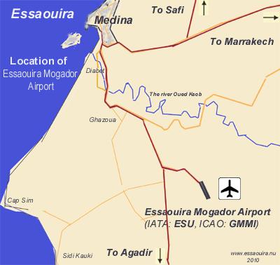 Essaouira Mogador Airport