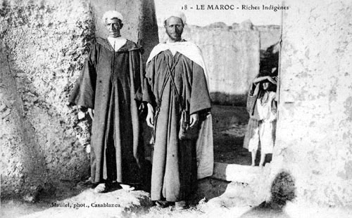 LE MAROC - Riches Indigenes